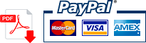 Cohort accepts credit card payments with Visa, Mastercard, American Express, and Paypal